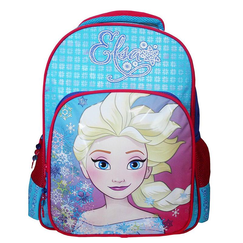 9b6e14b224 Τσάντα Πλάτης Δημοτικού Luna Frozen 32 x 43 x 18 cm 0561711 ...