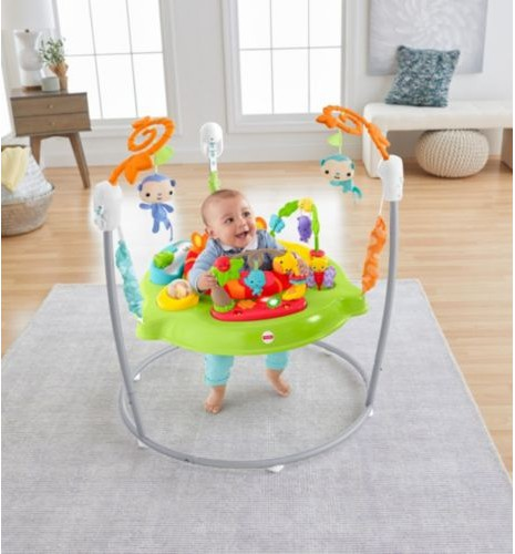 FISHER PRICE JUMPEROO ΛΙΟΝΤΑΡΑΚΙ CHM91-1