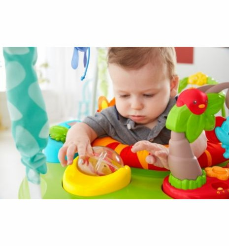FISHER PRICE JUMPEROO ΛΙΟΝΤΑΡΑΚΙ CHM91-2