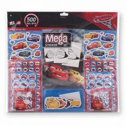ΑΥΤΟΚΟΛΛΗΤΑ MEGA STICKERS CARS 1090-08089